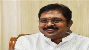 दिनाकरन के नेतृत्व वाला गुटतमिलनाडु में मुख्यमंत्री को बदलना चाहता है