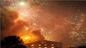 पटाखा फैक्टरी के गोदाममें विस्फोट चारकी मौत