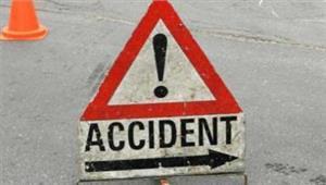 दंतेवाड़ा सड़क दुर्घटना मेंछात्र की मौत