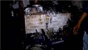 चाय की दुकानमेंगैस सिलेंडर फटने से 5 की मौत