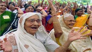 अंतरराष्ट्रीय वरिष्ठ नागरिक दिवस पर दिल्ली सरकार का तोहफा