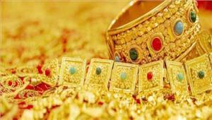सोना 300 रुपये चमककर 30050 रुपये प्रति दस ग्राम हुआ