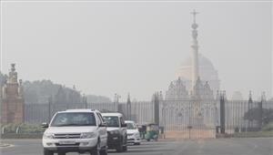 राजधानी दिल्ली में मौसम हुआ सुहावना