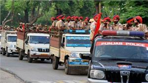 डेरा प्रमुख पर फैसला आजसुरक्षाबलों की मदद के लिए सेना बुलाई गई