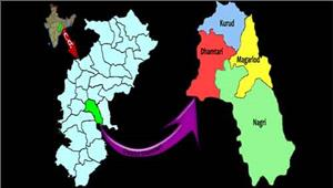 धमतरी जिले में विभिन्न हादसों में चार की मौत