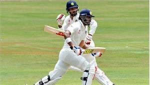 धर्मशाला टेस्ट  भारत मैच जीतने से 87 रन दूर
