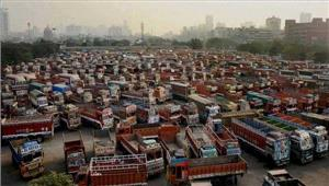 डीजल को जीएसटी में शामिल कराने के लिए सोमवार से ट्रक हड़ताल