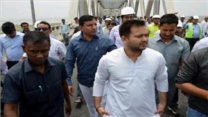 दीघा-सोनपुर सड़क पुल राज्य के लिए लाइफलाइन साबित होगातेजस्वी