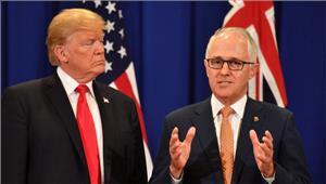 23 फरवरी को ऑस्ट्रेलियाई प्रधानमंत्री मैल्कम टर्नबुल से मुलाकात करेंगे डोनाल्ड ट्रंप