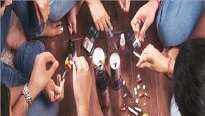 क्षेत्र में नशे का कारोबार धड़ल्ले से