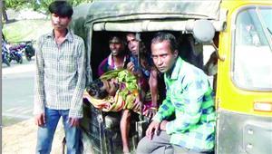 मारपीट में घायल युवक ने दम तोड़ा परिजनों ने एसआई पर लगाए आरोप