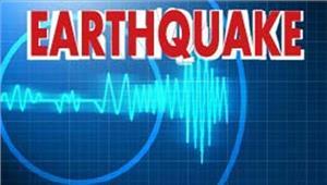 मेघालय में भूकंप के झटके