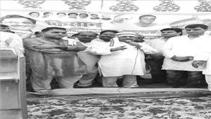 किसान विरोधी है भाजपा सरकार पचौरी