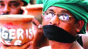 जंतर-मंतर से नहीं उठेंगे तमिलनाडु के किसान