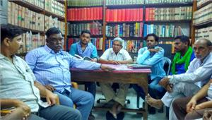 दलित नेताओं पर मुकदमा लादकर सवर्ण हिंसक तत्वों का मनोबल बढ़ा रही भाजपा सरकार