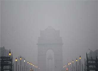दिल्ली में सुबह कोहरा छाया