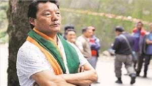 गुरुंग को गिरफ्तार करने गए पुलिस उप निरीक्षक शहीद