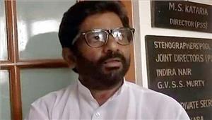 गायकवाड का एयर इंडिया पर हमला