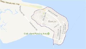 गैम्बिया 2जेलों से करीब 100 कैदी रिहा किये गये
