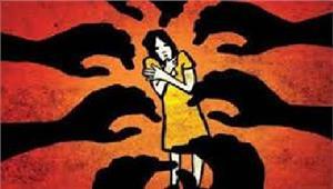 मध्यप्रदेश एक युवती के साथ सामूहिक दुष्कर्म