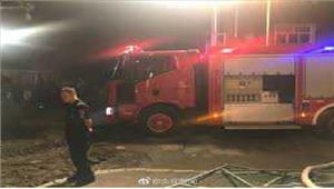 गैस पाइपलाइन में विस्फोट हाेने से 5लोगों की मौत