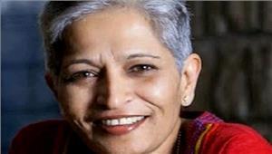 महाराष्ट्र मीडिया ने गौरी लंकेश की हत्या कीसीबीआई जांच की मांग की