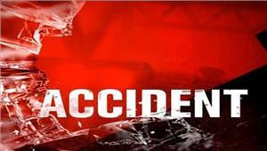 गाजीपुरसड़क दुर्घटनाओं में 2लोगों की मौत हुई