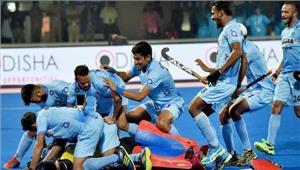 हॉकी वर्ल्ड लीग भारत ने बेल्जियम को हरा कर बनाई सेमीफाइनल में जगह