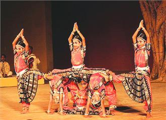गोटीपुआ  ओड़िशा का एक नृत्यनाट्य