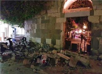 ग्रीस और तुर्की में भूकंप के झटके