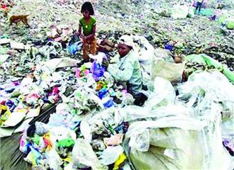 बढ़ता प्लास्टिक प्रदूषण