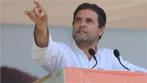 पीएम मोदी कोअपने राज्य के बारे में बात करनी चाहिएराहुल गांधी