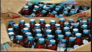 गुजरात64 लाख की अवैध शराब बरामद