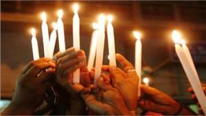 गुरप्रीत को इंसाफ के लिए निकाला कैंडल मार्च