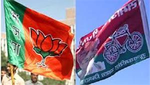 हमीरपुर में सपा और भाजपा समर्थकों में प्रचार को लेकर हुई गोलीबारी