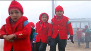 हरियाणा में शीत लहर के कारण स्कूलों की छुट्टियां बढ़ीं