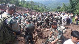 हिमाचल मंडी मेंभूस्खलन 8 की मौत 40 से ज्यादा लापता