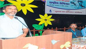 राज्य सूचना आयुक्त हीरालाल त्रिवेदी शनिवार को इंदौर में मामलों को सुनेंगे