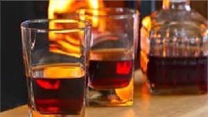 अवैध शराब बेचता हुआ  युवक गिरफ्तार