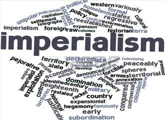 साम्राज्यवाद के विरूद्ध संघर्ष का आह्वान