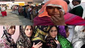 उत्तर प्रदेश में 655 उत्तराखंड में 68 फीसदी मतदान