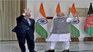 भारत और अफगानिस्तान आर्थिक सहयोग बढ़ाएंगे