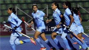 महिला हॉकी वर्ल्ड लीगकेसेमीफाइनल में भारत ने कियाप्रवेश