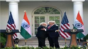 भारत औरअमेरिका नेआतंकवाद को जड़ से मिटाने का संकल्प लिया