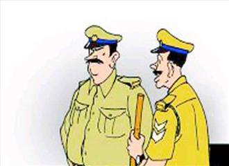 भारतीय पुलिस की लापरवाहियों का अनूठा नमूना
