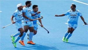 भारतीय हॉकी टीमजर्मनी के लिएरवाना
