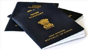 पासपोर्ट हिंदी औरअंग्रेजीभाषाओं में होंगे