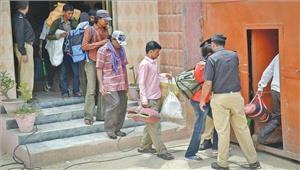 पाकिस्तान में गिरफ्तार 66 भारतीय मछुआरे जेल भेजे गए