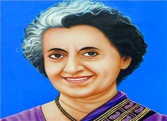 इंदिरा गांधी को याद करते हुए