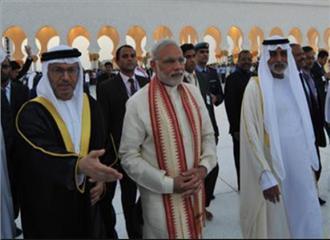 भारत-यूएई प्रगाढ़ होते रिश्ते